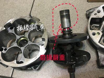 台北新竹桃園苗栗-YARIS壓縮機修理-忽冷忽熱-冷氣不冷-怠速不冷