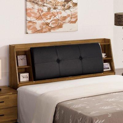 【優比傢俱生活館】19 簡單購-香格里拉雙色木紋5尺床頭片 LC498-1