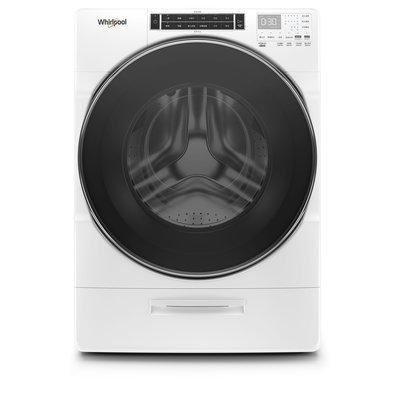 Whirlpool惠而浦 17公斤 DD直驅變頻 蒸氣洗滾筒洗衣機 8TWFW8620HW Load&Go洗劑精算科技