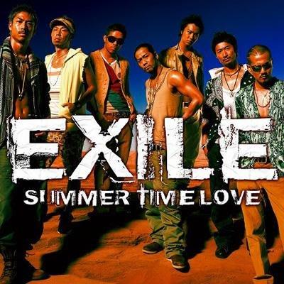 台壓全新未拆 --- EXILE 放浪兄弟 ~ SUMMER TIME LOVE ( CD+DVD )