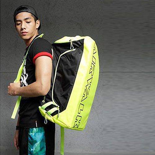 『Mr830』Airwalk【限時特價】超個性手提包圓筒包旅行袋旅行式大後背包