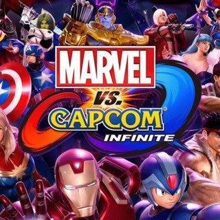 [哈GAME族]全新現貨已到 PC 漫威英雄大戰卡普空 無限 中文版 Marvel vs. Capcom 鋼鐵人