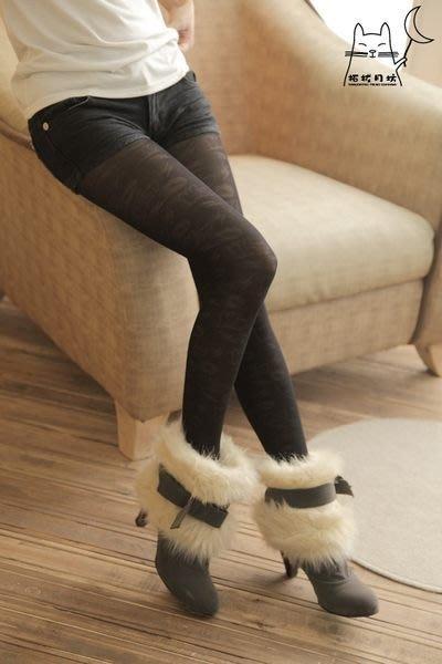 【拓拔月坊】日本知名品牌 M&M Frifla 俏皮圖案組合 褲襪 日本製~現貨!