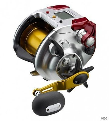 ☆~釣具先生~☆SHIMANO PLAYS 4000 電動丸 電動捲線器 小搞搞 鐵板
