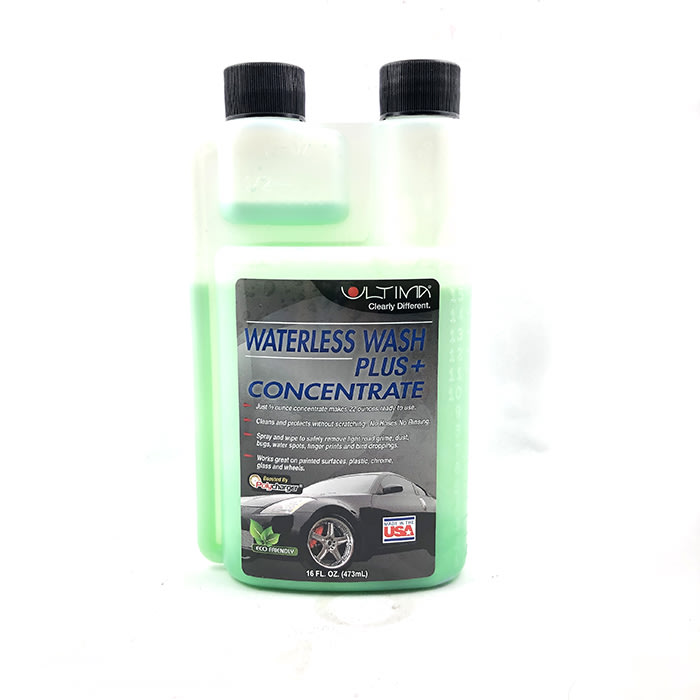 Ultima Waterless Wash Plus+ Concentrate 16oz. (Ultima無水洗車濃縮)