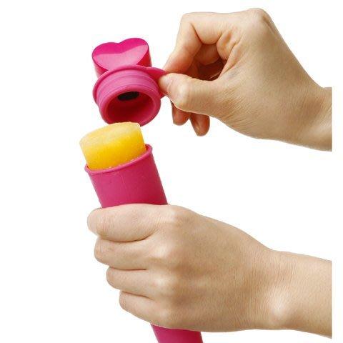 ~FUJIJO~現貨~日本限定販售【可愛星星造型】矽膠塑型  簡單健康自製大冰棒模具 現貨黃色星星