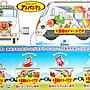 BANDAI 扭蛋 轉蛋 麵包超人城鎮 彩虹橋 予讚線8000系麵包超人列車 全4款  (198819)