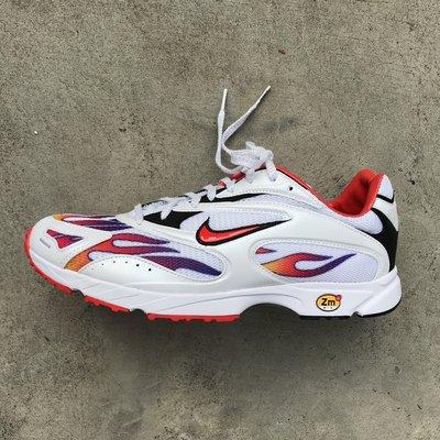 ☆LimeLight☆ Supreme x Nike Air Streak Spectrum Plus 老爸鞋 火焰 白