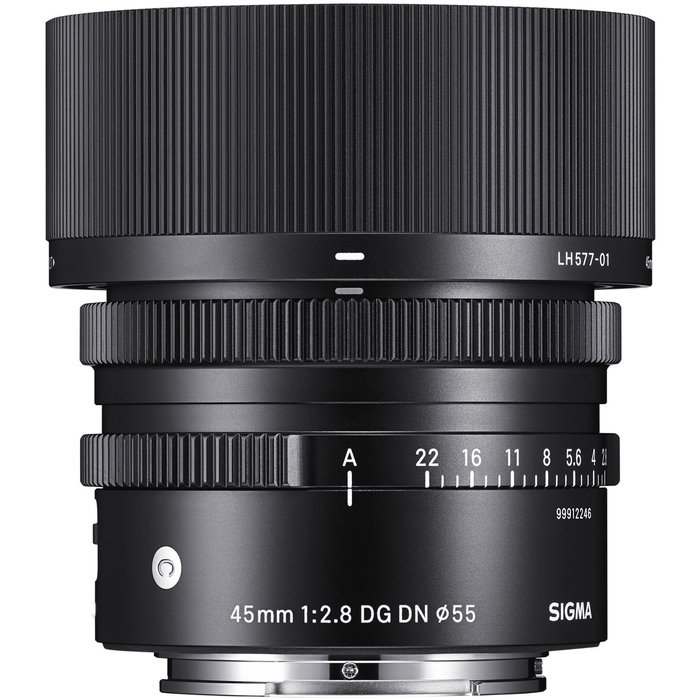 【eWhat億華】Sigma 45mm F2.8 DG DN Contemporary  公司 FOR SONY E-Mount E接環 A7 【2】