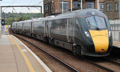 [玩具共和國] KATO 10-1671 英国鉄道Class800/0 GWR 5両