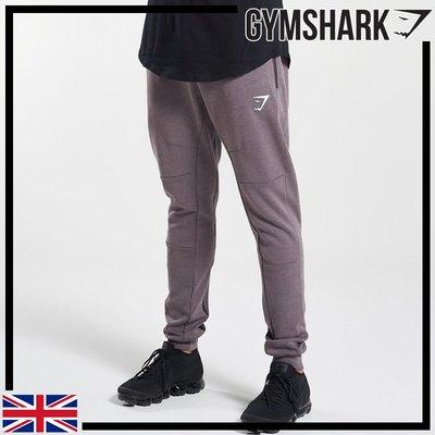 GYMSHARK TAKE OVER BOTTOMS 時尚舒適棉質長褲-板岩紫