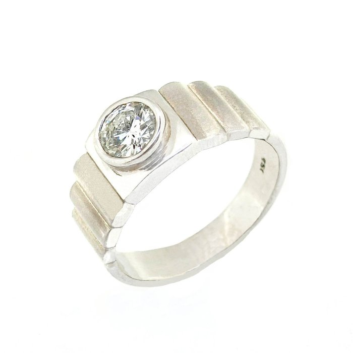 【JHT 金宏總珠寶/GIA鑽石專賣】0.20ct天然鑽石戒指/材質:18K/(D000206)
