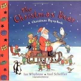 *小P書樂園* The Christmas Bear 聖誕小熊(拉拉翻頁書)