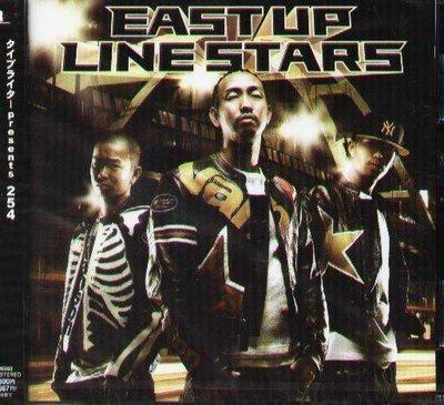 K - EAST UP LINE STARS - E STAR - 日版 - NEW
