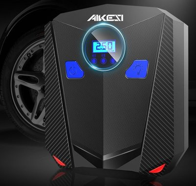 【台灣現貨】AIKESI 數位高速自動打氣機 充氣汞充氣機 電動打氣機 適用米其林12266 4398ML