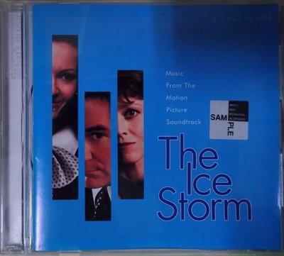 《絕版專賣》冰風暴 / The Ice Storm 電影原聲帶 Mychael Danna