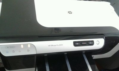 零件機 HP PRO 8000 -3