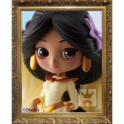 4165本通  Q posket迪士尼人物 - 茉莉夢幻風格 景品 全二種 可選  38402
