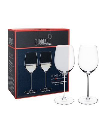 Riedel VERITAS 系列 VIOGNIER/CHARDONNAY 紅酒杯 370ml-2入 6449-05