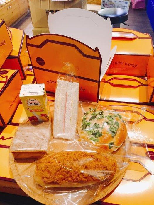 ❤ 雪屋麵包坊 ❥ 餐盒款式 ❥ 100 元餐盒 ❥ 20181223 款式