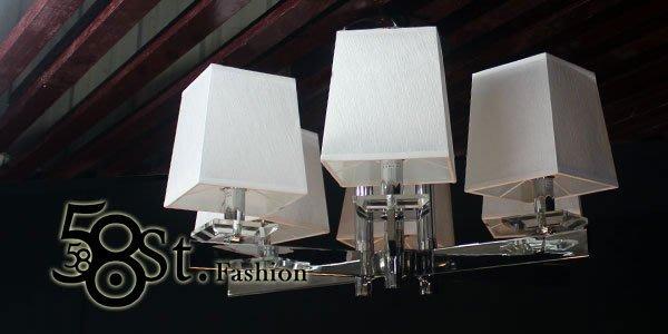 【58街】義大利設計師新款式「魔幻屋吸頂燈」複刻版。GZ-177
