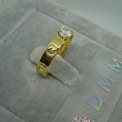 DMM 流星鑽 莫桑石/GIA 鑽石 CVD 珠寶 摩星鑽 線戒 婚戒 高碳鑽 Moissanite 客製化 18k金