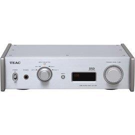 愛樂音響(台中市政店) 日本 TEAC UD-301 USB DAC/DSD 耳擴 (銀色)