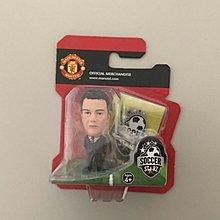 全新 Soccerstarz 曼聯教練 Manchester United Manager 雲高爾 Van Gaal (盒裝未開封)