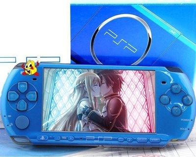 【不二藝術】索尼PSP3000 原裝遊戲機psp主機 掌機GBA懷舊街機BYYS139