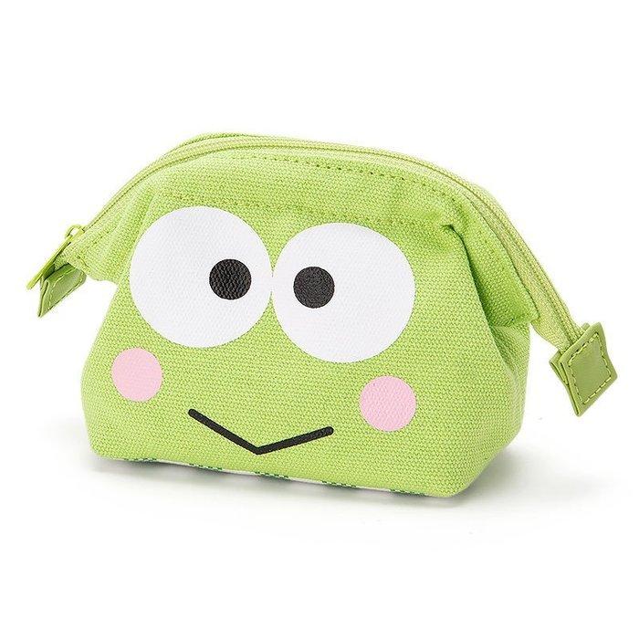 大眼蛙  迷你 化妝包 &  面紙 零錢包  組合價 含運費 網路購優惠 小日尼三  有貨免運費