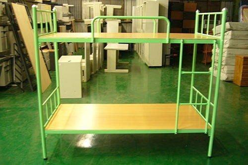 樂居二手家具館 全新中古傢俱賣場 全新雙層床 上下組合床架 鐵床 雙人床外勞 菲傭 泰勞全省貨運服務