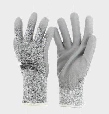【含稅】Safety Jogger SHIELD 防割手套/工作手套-銀色