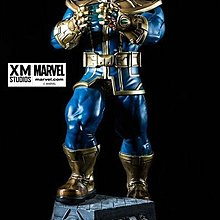XM Studios Marvel sideshow THANOS ¼ SCALE STATUE(COMICS VERSION) 復仇者聯盟 Avengers