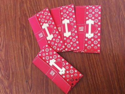 【NF338】奢華燙金紅包袋 每包6入 新年創意個性燙金紅包結婚歐式大小利是封婚慶用品紅包袋