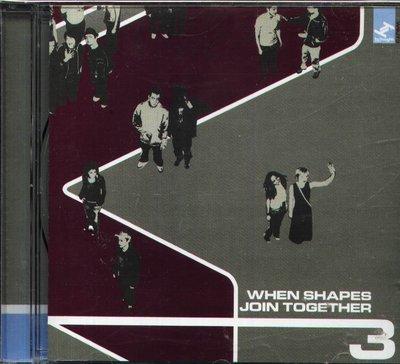 八八 - When Shapes Join Together Vol. 3 - NEW CD Treva Whateva