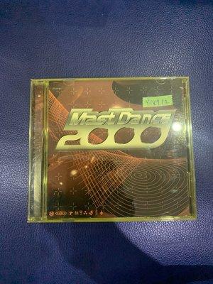 *還有唱片行*MAST DANCE 2000 二手 Y14712