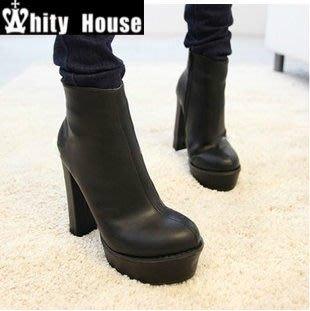 =WHITY=韓國GRAMMI品牌 韓國製  韓國時尚大牌FEND 高跟踝靴性感美腿 全智賢有穿 S4ES842