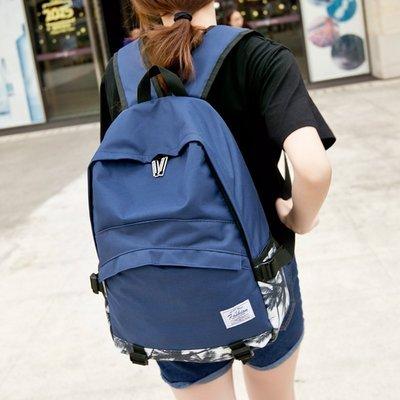 【優上精品】大學生雙肩包女韓版高中生書包中學生雙肩書包旅行背包女(Z-P3236)