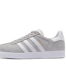 D-BOX  Adidas ORIGINALS Gazelle Green 灰色 板鞋 運動 休閒 麂皮 燙金