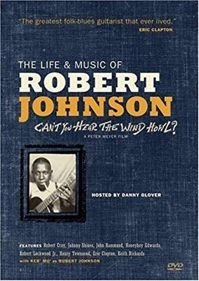 ##藍調 全新進口DVD  Robert Johnson Can't You Hear the Wind Howl?