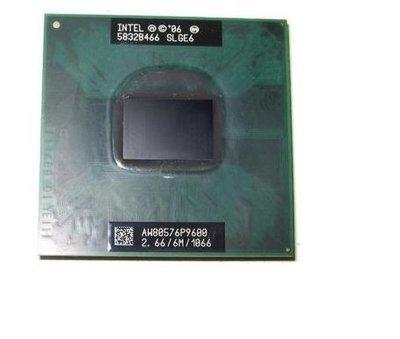 INTEL P9600 SLGE6 正式版PGA478 非P9500/P9700/T9600/T9900