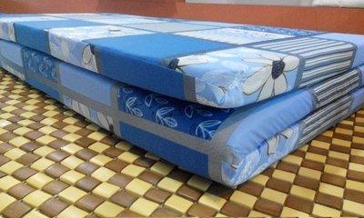 GiGi居家寢飾生活館~和室床墊-杜邦雙面布床墊~單人3*6尺