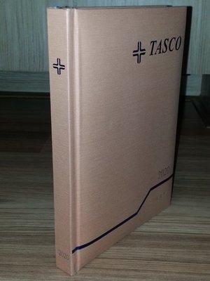 ~~~一元起標不流標~~~全新TASCO記事本/筆記本~~~