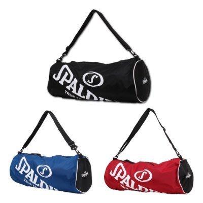 【H.Y SPORT】斯伯丁SPALDING 三顆裝簡易籃球袋 SPB5314N00 (黑/ 紅/ 藍) 桃園市