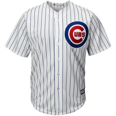 MLB 美國大聯盟 正品 Majestic 芝加哥小熊  Chicago Cubs 棒球衣 無背號  青年版 生日禮