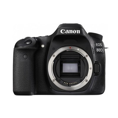 【eWhat億華】Canon EOS 80D 單機身 BODY 對焦速度提升 類70D 7DII 7D2 D7200 繁中 平輸 現貨【4】 台北市