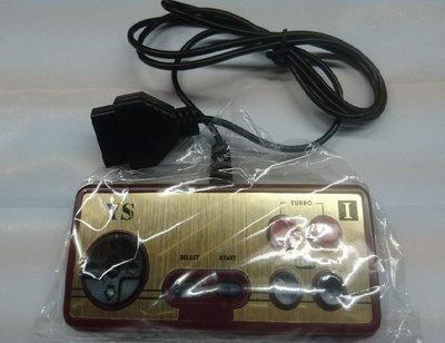 全新適用紅白機及相容主機專用手把控制器@15PIN插座.好操作1P,2P都可以用.............818