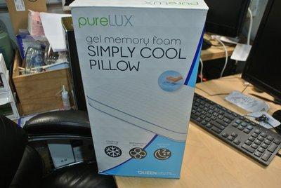 ↖有購便宜暢貨↘美國進口PURELUX 涼感支撐記憶枕 ,特價$799