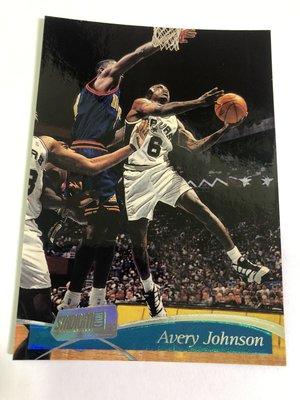 Avery Johnson #150 1997-1998 Topps Stadium