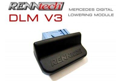 =1號倉庫= RENNtech DLM V3 數位避震器降低模組 BENZ W164 W166